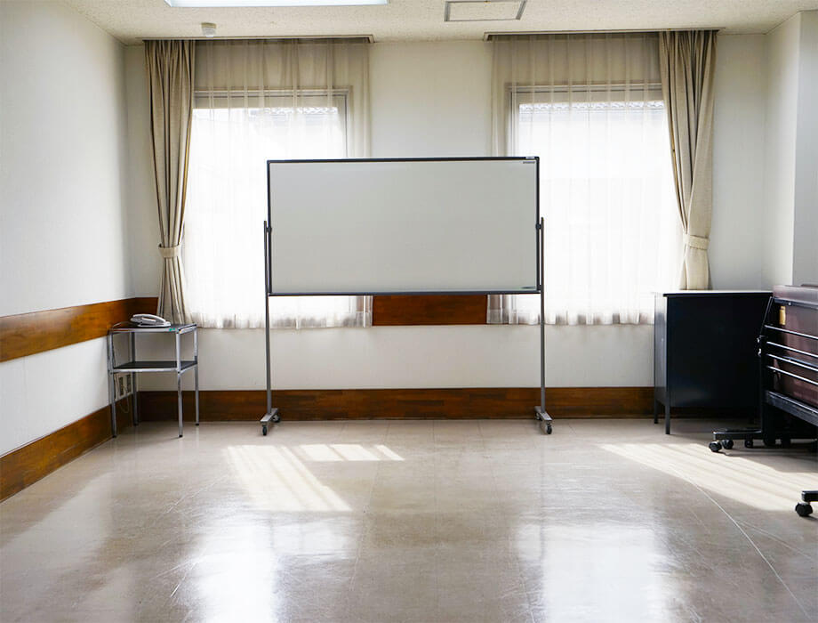 会議室1内観